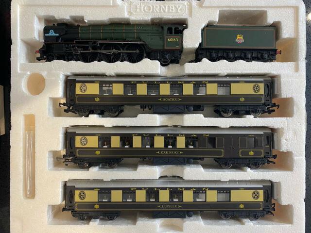 Hornby Tornado Pullman Train Pack R3093. 00 Gauge