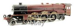 Hornby'o' Gauge Lms Maroon'princess Elizabeth' 3 Rail Steam Locomotive