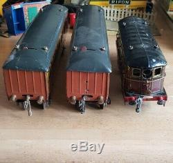 Hornby o gauge electric Metropoitan boxed set. Very rare