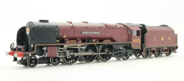Hornby'oo' Gauge Lms 4-6-2'duchess Of Sutherland' 6233 Steam Loco (os25)