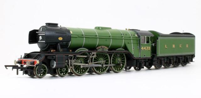 Hornby'oo' Gauge R2441 Nrm Lner 4-6-2'flying Scotsman' 4472 Loco Dcc