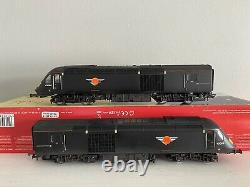 Hornby'oo' Gauge R2705 Class 43 Grand Central Trains Hst Set DCC Fitted