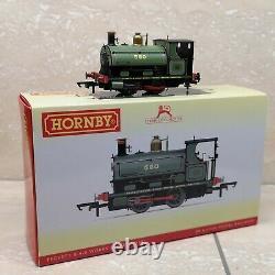Hornby'oo' Gauge R3615 Peckett W4 Works Peckett'560' Steam Locomotive