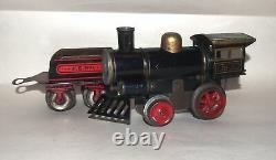 IVES Prewar O Gauge 2 Tin Steam Locomotive! RARE! CIrca 1905! PA