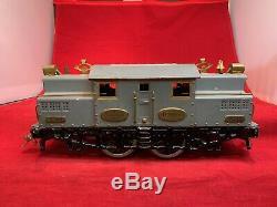 IVES Prewar Wide Gauge 3242 The New Yorker Passenger Set! NICE! CT