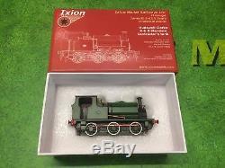 Ixion, O Gauge, Hudswell Clarke 0-6-0 Contractor's tank Loco (Green)