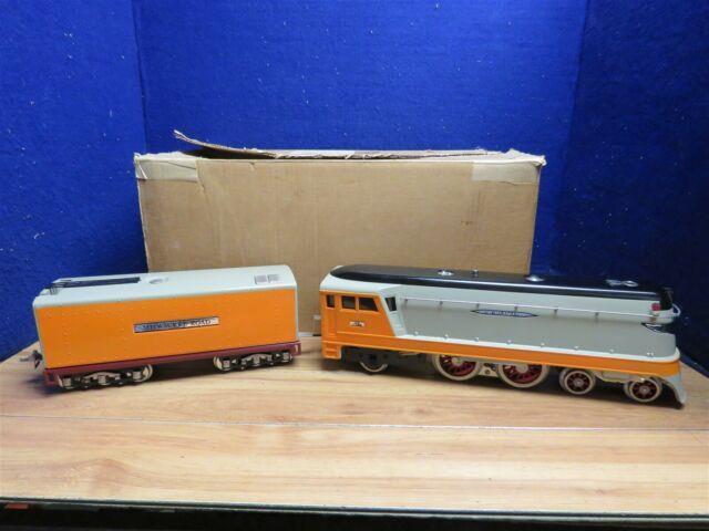 Jad Lines Standard Gauge Milwaukee Road Hiawatha Engine Tender In Box 584589