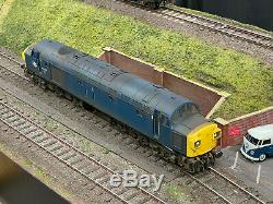 JLTRT O Gauge Class 40 40135 DCC Sound