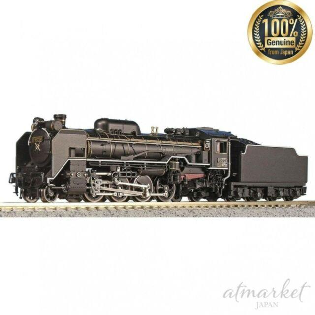 Kato 2016-8 N Gauge D51 200 Model Train Steam Locomotive From Japan New