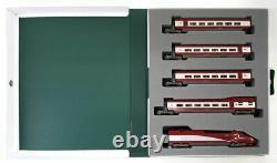 KATO N gauge Thalys Thalys PBA new paint 10-Car Set 10-1657 model railroad