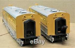 K-Line K-29211 RG/Rio Grande ALCO PA-1 AA Diesel Engine Set O-Gauge withTMCC/RS LN