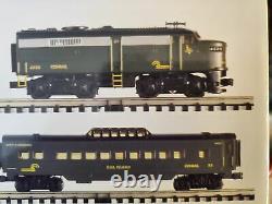K-line O gauge Conrail 6 unit passenger train set MIB