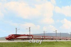 Kato 10-1657 Thalys PBA New Painting 10 Cars Set N gauge model railroad
