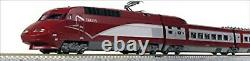 Kato 10-1657 Thalys PBA New Painting 10 Cars Set N gauge model railroad (170a)