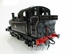 Kingscale / Silver Crest Models Gauge 3 122.6 Live Steam BR Black Lined 0-4-2 1