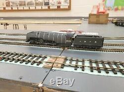 Kit Built Lner W1 Hush Hush 4-6-4 South Eastern Finecast 00 Gauge 4mm