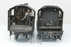 Kit Built O Gauge BR Black Late Crest 2MT Ivatt 2-6-0 46440 Nicely Built