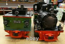 LGB/Aster 2901 Frank S Steam Engine LIVE STEAM withBox G-Gauge A Beauty