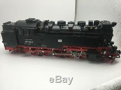 LGB G GAUGE 26814 2-10-2 HSB Class 99.23 DCC, SOUND, SMOKE RELEASED 2018 C8
