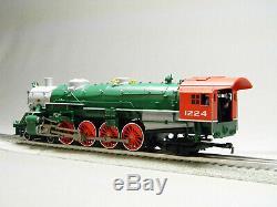 LIONEL BTO NPC LEGACY USRA LIGHT MOUNTAIN MIKADO O GAUGE #1224 steam 1931140 NEW