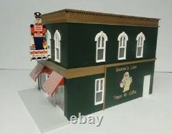 LIONEL CHRISTMAS TOY STORE With LIGHTED SIGN BUILDING ACCESSORY! 6-24226 O GAUGE