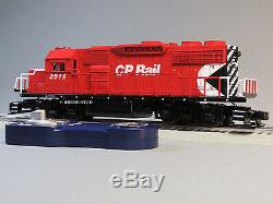 LIONEL CP RAIL GP38 LIONCHIEF PLUS DIESEL LOCOMOTIVE 3128 o gauge train 6-82825