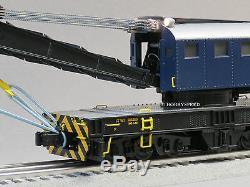 LIONEL CSX LEGACY SCALE COMMAND CONTROL CRANE 983293 o gauge train 6-81883 NEW