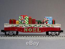 LIONEL DISNEY CHRISTMAS LIONCHIEF REMOTE CONTROL TRAIN SET o gauge world 6-82716