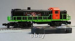 LIONEL END OF THE LINE EXPRESS LIONCHIEF DIESEL O GAUGE train 1031 6-85253-E NEW