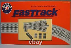 LIONEL FASTRACK TMCC 0-72 REMOTE WYE SWITCH train track turnout turn 6-12047 NEW