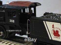LIONEL JERSEY CENTRAL YARD BOSS STEAM SWITCHER 6-81023 o gauge train njc 6-81043