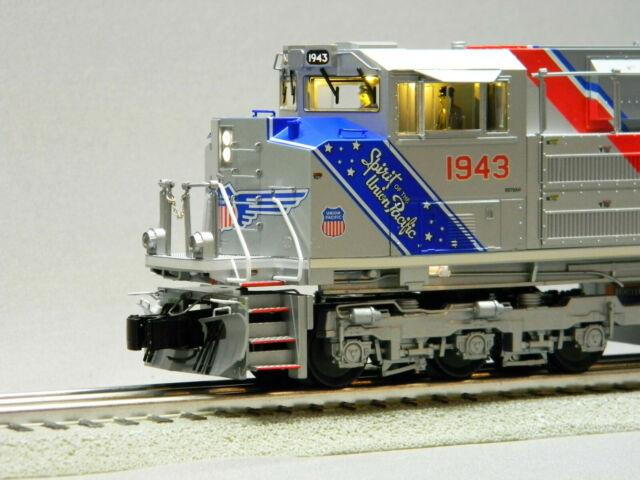 Lionel Legacy Bto Up Sd70ace Diesel Engine #1943 Bluetooth O Gauge 6-85315 New