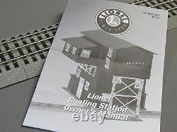 LIONEL LIGHTED COALING STATION house train yard coal filling o gauge 6-81016 NEW