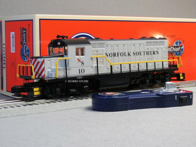 Lionel Norfolk Southern Smoking Lionchief Plus Gp20 Locomotive Train 6-82173 New