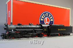 LIONEL NPR LEGACY LIGHT MIKADO STEAM ENGINE TENDER 587 O GAUGE train 6-84532 NEW