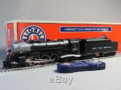 LIONEL NYC LIONCHIEF PLUS 4-6-4 HUDSON STEAM ENGINE O GAUGE train 6-84934 NEW