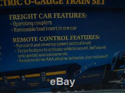 LIONEL O Gauge Electric train Set Alaska Gold Mine 0-4-0 LionChief Bluetooth