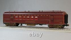 LIONEL PENNSYLVANIA SCALE 60' RPO MAIL CAR 5265 O GAUGE PRR train coach 6-85344