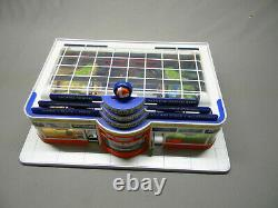 LIONEL PEP RENZ HOBBY SHOP O GAUGE train building lighted operating 6-85185 NEW