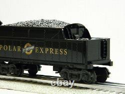 LIONEL POLAR EXPRESS 15th ANNIVERSARY STEAM ENGINE O GAUGE train 1923030-E NEW
