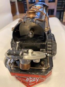 LIONEL PRE-WAR 392E LOCOMOTIVE STD GAUGE with 392 TENDER Very Good Condition