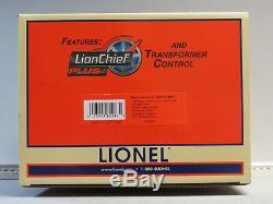 LIONEL PRR LIONCHIEF PLUS A5 0-4-0 STEAM SWITCHER #577 O GAUGE train 6-84967 NEW