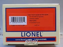 LIONEL UNION PACIFIC SCALE 60' RPO 2060 MAIL CAR O GAUGE train coach 6-85347 NEW
