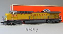 LIONEL UP LEGACY AC6000 DIESEL LOCOMOTIVE ENGINE #7579 O GAUGE train 6-84853 NEW