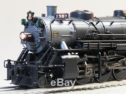 LIONEL UP LEGACY LIGHT MIKADO 2-8-2 STEAM ENGINE O GAUGE train 6-84471 NEW