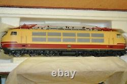 Lemaco E 103 174-9 DB 2-rail DC 1/45 gauge 0 scale Messingmodell OVP sehr gut