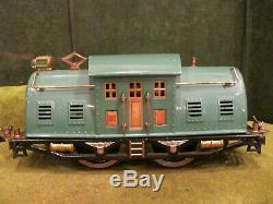 Lionel 10E Electric Loco Center Cab Peacock Standard Gauge with OB