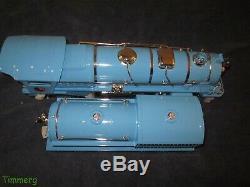Lionel 11-1032-1 Standartd Gauge Boy's Blue 400E Steam Loco & Tender withPS-3 #JJ