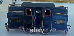 Lionel 1920's Engine #33 NY Central Lines Standard gauge model trains