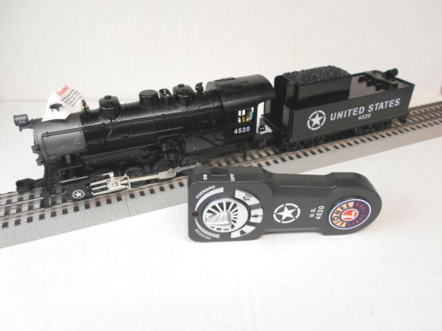 Lionel 1923100 United States Lionchief 0-8-0 Steam Engine Train O Gauge New